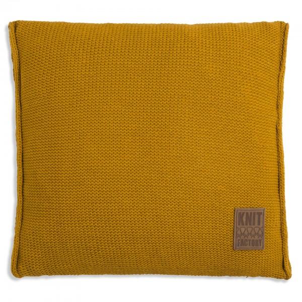 Knit Factory Kissen Uni 50x50