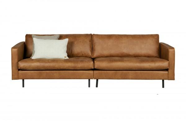BePureHome 3-Sitzer Sofa Rodeo Classic cognac