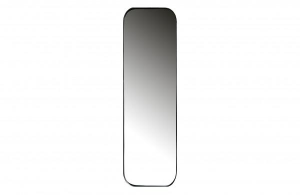 woood Doutzen Spiegel Metall Schwarz 170x40cm