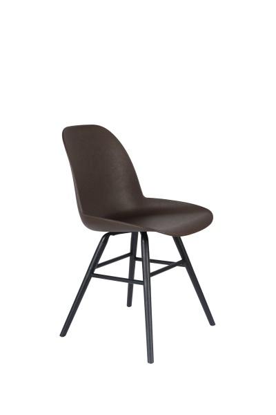 Zuiver Chair Albert Kuip Coffee
