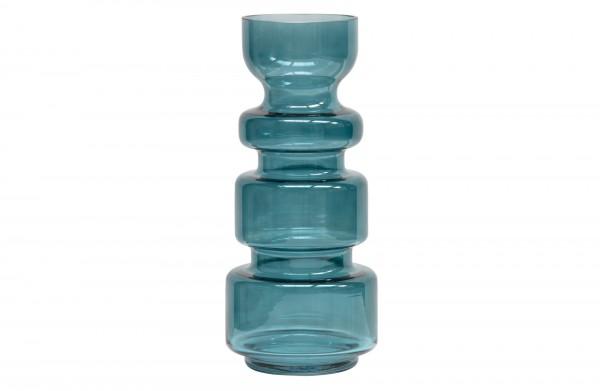 BePureHome Vase Expressive glas in 37 cm x 15 cm