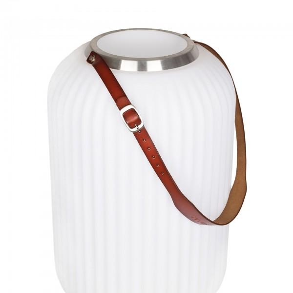 NIKKI.AMSTERDAM The.Lampion M Weinkühler 58cm mit Licht und Bluetooth-Lautsprecher