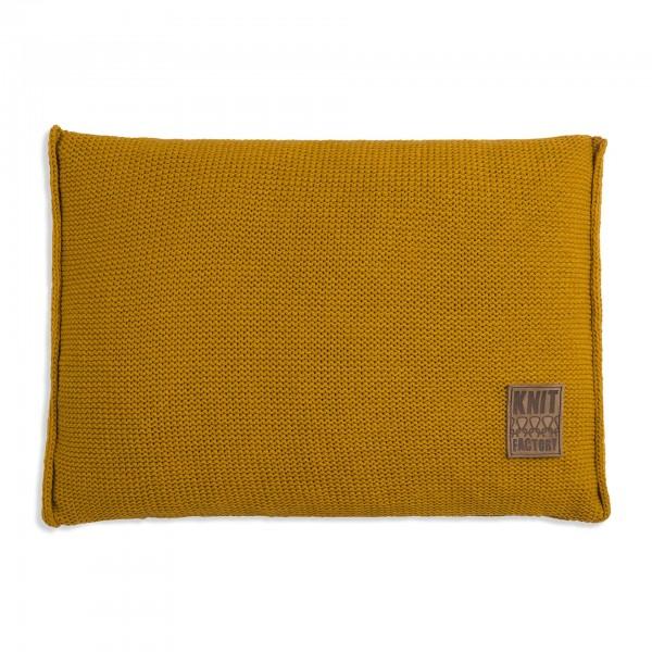 Knit Factory Kissen Uni 60x40