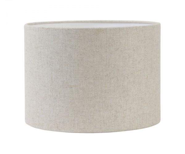 Light&Living Lampenschirm - LIVINGO - Zylinder 50-50-38cm - naturell